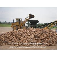 Cassava starch production process in cassava production factory for sale