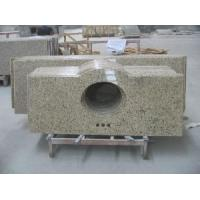 Giallo Ornamental Granite Vanity Tops / Countertop (LY-059) Manufactures
