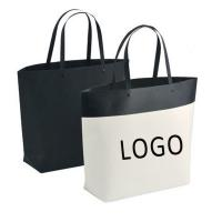 Customized Logo Printed Gift Bag Bucket Shape Paper Bag With Plastic Handle 250x270x100mm Manufactures