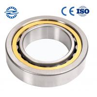 NU / NJ 202 Chrome Steel Single Row Cylindrical Roller Bearing Outer Diameter 35mm Manufactures