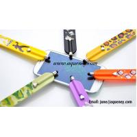 China Wholesale Silicone Slap Bracelet Stylus Pen With Slap Bracelet on sale