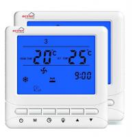 China 230VAC 50Hz Air Conditioner Fan Coil Thermostat For Temperature Control on sale