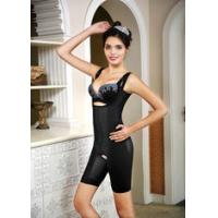 Slimming Shaper Body Shaping Underwear Corset Slimming Cloth with Embroider for Women Manufactures