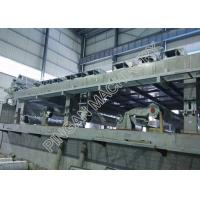 China Double Fourdrinier Kraft Paper Mill Machinery For Making Fluting Paper on sale