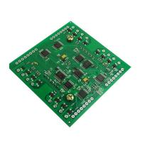 OEM FR4 Standard SMT PCB Assembly For Control Board ISO9001 HASL Lead Free Manufactures