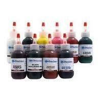 OEM Intense Starbrite Glitter Temporary Tattoo Color Ink maintained 7-15 days Manufactures