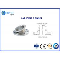 China ASTM A182 F304/304L Lap Joint Flange ANSI B16.5 2' 600# Forged For Industry on sale