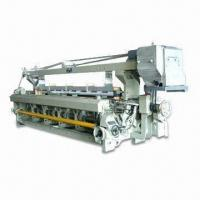 High-speed Rapier Loom Machine, Used to Make Heavy and High-density Fabric Manufactures