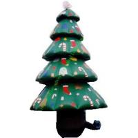 Indoor Inflatable Christmas Tree / Custom Shaped Balloons For Celebration Manufactures
