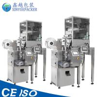 China Nylon Clear Pyramid Tea Bag Packing Machine with High Measuring Accuracy on sale