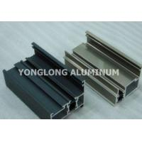 Colorful High Hardness Curtain Wall Aluminum Profiles Wear Resistance Manufactures