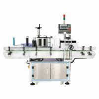 Efficient And Stable Automatic Labeling Machine , Automatic Round Bottle Labeling Machine Manufactures