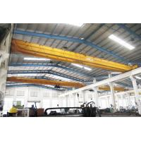 LH Double Girder Electric Overhead Crane with Electric Hoist ,125 / 32t Rated Capacity Manufactures