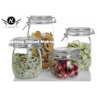 2150ml Glass  Jar Manufactures