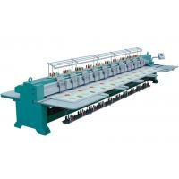China HY-615 Chain With Flat Embroider Machine, Embroidery Machinery / Equipment Customized on sale