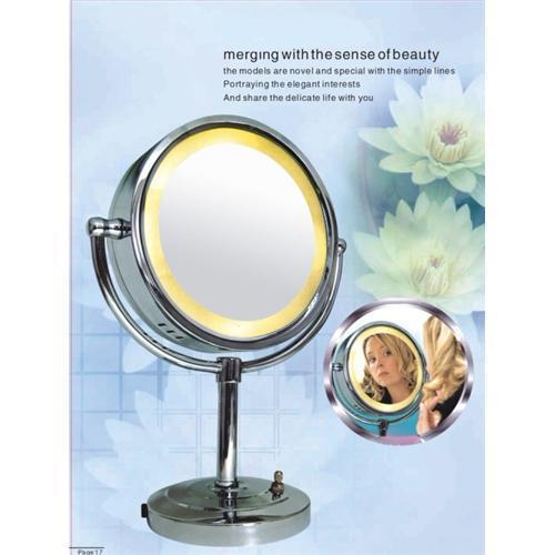 led lighting vanity table mirror free standing desktop for sale of shaoxinghuaxia. Black Bedroom Furniture Sets. Home Design Ideas
