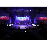 Quality Zero Maintenance HD P3 Led Stage Screen Rental Slim And Light High Contrast for sale