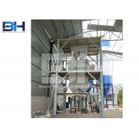 10-15T/H Automatic technology dry mortar production line dry mix plant Manufactures