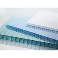 Polycarbonate hollow sheet Manufactures