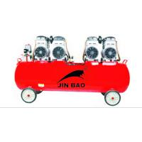 China high pressure piston industrial silent air compressor  ,portable  oilless  air compressor wholesaler on sale