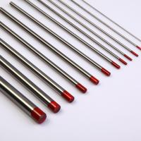 Extruded Cemented Carbide Rods , Polished Copper Tungsten Carbide Alloy Bar Manufactures