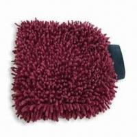 Microfiber Noodle Washing Mitts for Car Cleaning, Measuring 28 x 23cm Manufactures