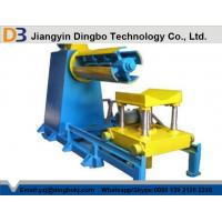 Buy cheap Hydraulic Uncoiler Rool Forming Machinery with CNC Control System Electric Control System from wholesalers