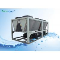 Clean Room Air Cooled Commercial Heat Recovery Chiller Packaged Chiller Unit Manufactures