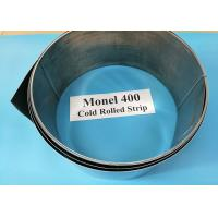Alkalis Resistance Corrosion Resistant Alloys , UNS N04400 Copper Nickel Alloy Manufactures