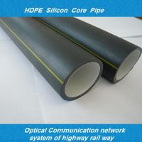 hdpe duct/hdpe siliconed pipe/hdpe pipe for fiber optic/hdpe silicon cored-pipe Manufactures
