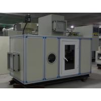 Rotary Industrial Dehumidification Systems , Desiccant Dry Air Systems 15.8kg/h Manufactures