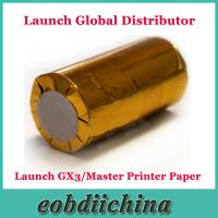 Top-rated 100% Original Printing Paper For Launch X431 GX3/Master 4pcs/Lot Manufactures