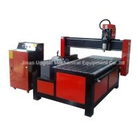 With Underneath #300mm Rotary Axis &T slot Working Table CNC Engraving Machine Manufactures