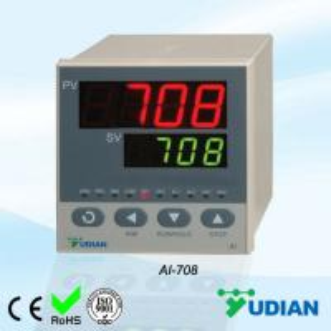 PID / ON/OFF Process Digital Temperature Controller AI-708P ( Pt100, E, N, T, W, U, L) Manufactures