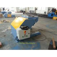 China Small Automatic Welding Positioner For Pipe Welding / 1200mm Table Diameter on sale
