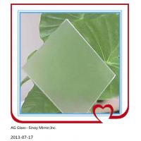 China Electronic 4mm AG Glass / Smartphone Touch Screen Glass 1925mm * 1115mm on sale