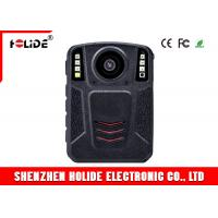 Infrared LED Police Body Cameras 170 Degree Angle Lens Wearable Body Camera Manufactures