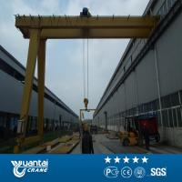 China The end of 2015 Large Discount Yuantai Semi Gantry Crane on sale
