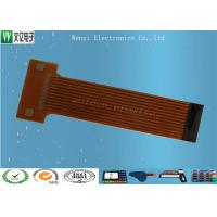 12 Pin FPC Flexible Printed Circuit / Multilayer Flex Circuits For POS Machine Manufactures