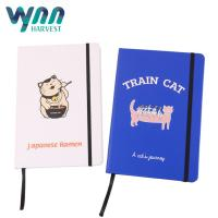 Portable Personalised A5 Notebook, Diary Personalised Hard Cover Notebooks Manufactures