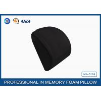 Massage Memory Foam Chair Pillow Waist Cushion Prevent Lumbar Pain with Adjustable Strap Manufactures