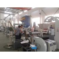 800-1000kg/H Rubber Extruder Machine With Mold Temperature Controller Manufactures