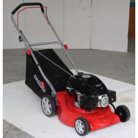 Quality Garden Grass Cutting Machine Cordless Electric Lawn Mower 139cc Displacement for sale
