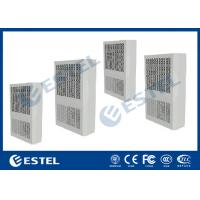 AC220V 80W/K Enclosure Heat Exchanger Refrigerant Embeded Mounting IP55 R134A Manufactures