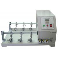 Industrial Leather Testing Equipment , Leather Crumpling Resistance Tester