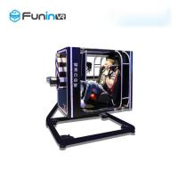 50 Inch Screen VR Flight Simulator 720 Degree Virtual Reality Experience Manufactures