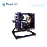 Full Motion Entertainment 220V 3.5kw VR Flight Simulator Cockpits Amusement Park Equipment Manufactures