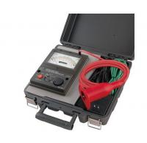 China KYORITSU KEW 3124A 10kV Analogue High Voltage Insulation Tester on sale