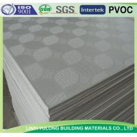 pvc gypsum ceiling tile from China Manufactures