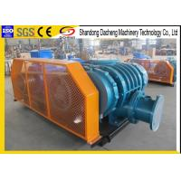 Mining Ventilation Positive Pressure Blower / Clean High Pressure Roots Blower Manufactures